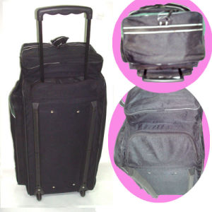 Deluxe Holdall Travel Trolley Bag pictures & photos