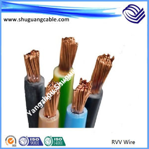 Low Voltage/PVC Insualted/PVC Sheathed/Single Core Flexible Cable pictures & photos