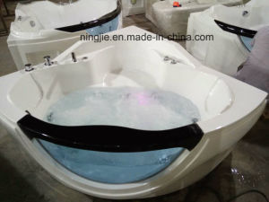 Hot Sales Bathroom Modern Acrylic SPA Bath Tub (516A) pictures & photos
