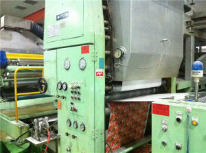 Second Hand Ce Plastic Extrusion Line for Waterproof Pad pictures & photos