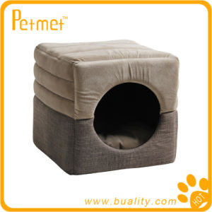 Convertible Cube Pet Bed with Removable Cushion (PT59460)