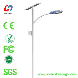 Easy Installation 60W 9~10m Solar LED Street Road Light pictures & photos