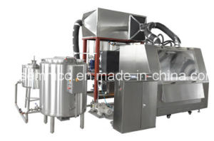 Semmco Stainless Steel High Output Chocolate Belt Coater Machine