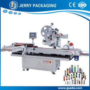 High Speed Pharmaceutical Small Glass Bottle Adhesive Sticker Label Labeling Machinery pictures & photos
