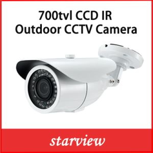 700tvl Sony 960h CCD Waterproof IR CCTV Bullet Security Camera pictures & photos