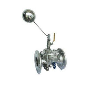 Wed Stainless Steel Flange Floating Ball Valve pictures & photos