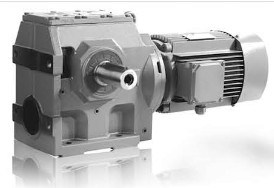 Fs Helical Worm Gear Reducer Gear Box with Motor pictures & photos