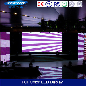 P6 Full Color LED Video Screen pictures & photos