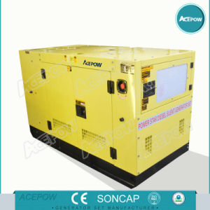120kVA Silent Canopy Diesel Generator Set with Cummins 6bt5.9-G2 pictures & photos