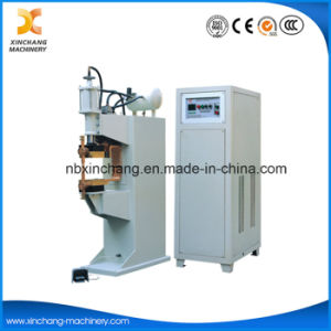 Capacitor Discharge Spot Welding Machine for Motorcycle Shock Absorber (DTR-15000) pictures & photos