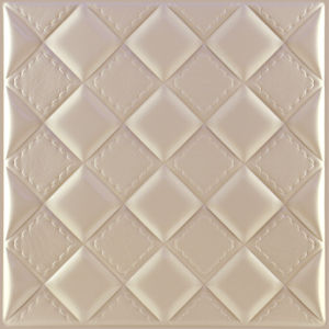 3D PU Leather Wall Panel 1010-2 for Modern Interior Decoration pictures & photos