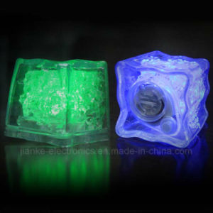 Event & Party Flashing Lighting Ice Cube with Logo Printed (3188) pictures & photos