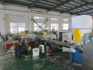 Single Screw PP PE Granulator Machine (10 years factory) pictures & photos