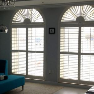 Modern Popular Window Blinds Plantation Shutter Components pictures & photos