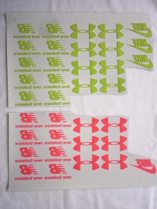 High Thick Heat Transfer Prints for Garments pictures & photos
