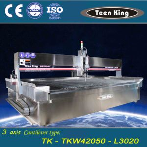 Reliable Marble Pattern Cutting Machine--Teenking Waterjet Cutting Machine