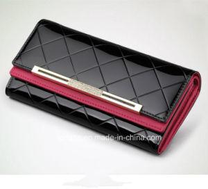 Hot Sale Latest Korean Simple Long Customized Wallet/Purse (ZX10141) pictures & photos