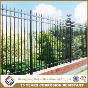 Wrought Iron Commercial Security Fence Designs pictures & photos