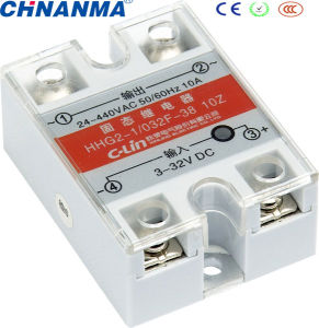 0-10V 3-Phase Solid State Relay SSR pictures & photos