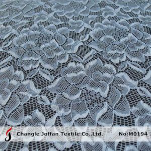 Stretch Flower Lace Fabric for Garment (M0194) pictures & photos