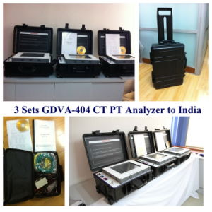Distribution Transformer Testing Automatic CT PT Analyzer pictures & photos