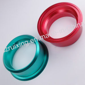 Aluminum Turning Part with Colorful Anodized