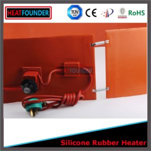 Flexible Silicone Rubber Heater 250*1600*2.0mm 220V 1200W pictures & photos