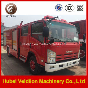 Isuzu 600p Series Mini 2, 000 Litres Fire Trucks pictures & photos