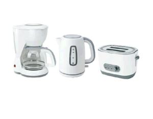 Breakfast Maker Sets (toaster / coffee maker / kettle) pictures & photos