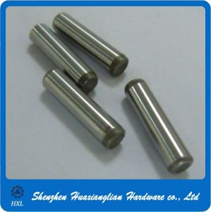 DIN Standard Hardened Steel Dowel Cylindrical Parallel Pins pictures & photos