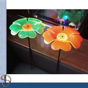 Artificial Plastic Flowers for Decoration
