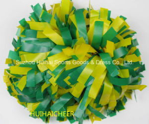 Plastic Yellow POM Poms pictures & photos