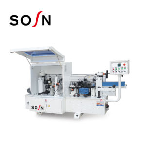 Woodworking Machinery PVC Edge Bander Semi-Automatic Edge Banding Machine pictures & photos