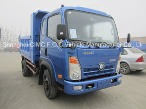 Sinotruk Cdw 737series Automatic Small Light Duty Mini Cargo Tipping Dumper Lorry Tipper Dump Truck pictures & photos