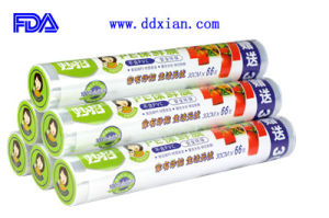 Food Film Manufactory Fresh PE Cling Film Good Adhesive pictures & photos