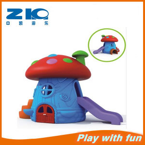 New Type Indoor Playground The Mushroom Plastic House for Amusement Park pictures & photos