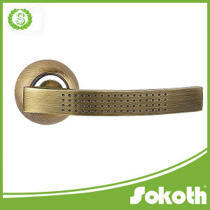 Sokoth Zink Alloy Door Handle Lever Handle pictures & photos