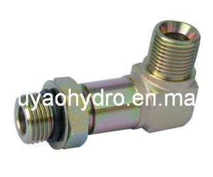 (BSP5200) Hydraulic Adapter Bsp Withworth Rohrgewinde 60&Deg Konus pictures & photos