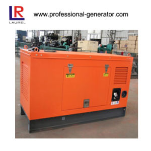 25kVA / 20kw Cummins Silent Diesel Generator Set, Soundproof Diesel Generator pictures & photos