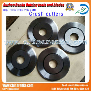 Crush Cutters for Plastic Film pictures & photos