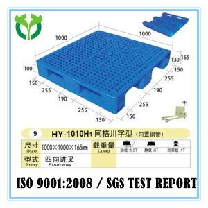 1000*1000 Factory Supplier Nestable Cheap Hot Sale Plastic Pallet