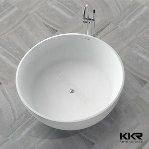 Solid Surface Bathtub Kkr, Customized Corian Soaking Bathtub pictures & photos