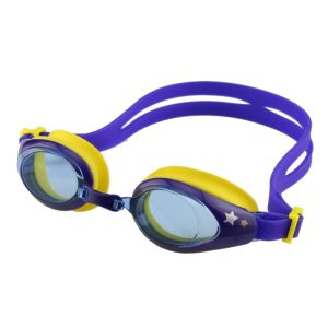Silicone Junior Swim Goggles with Anti Fog and UV Protection (CF-6003) pictures & photos