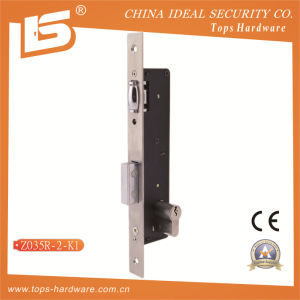 High Quality Mortise Lock Body (Z035R-2-K1) pictures & photos