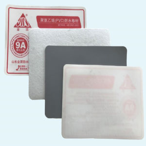1.2mm/1.5mm/2.0mm Reinforced PVC Waterproof Membrane pictures & photos