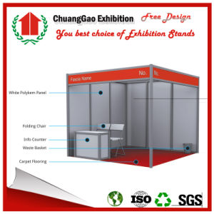 Portable Aluminum Frame Booth Fair Exhibition Booth pictures & photos