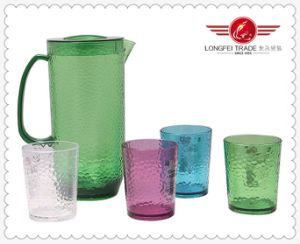 2015 Colorful Plastic Jugs with Cups pictures & photos