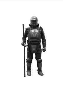 Police Anti Riot Suit for Safety Use pictures & photos