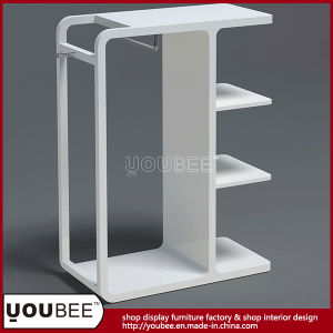 Wooden Clothes Display Stand /Rack for Shop Interior Decoration pictures & photos