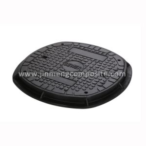 Jinmeng Brand Anti-Theft Manhole Cover En 124 Composite Material pictures & photos